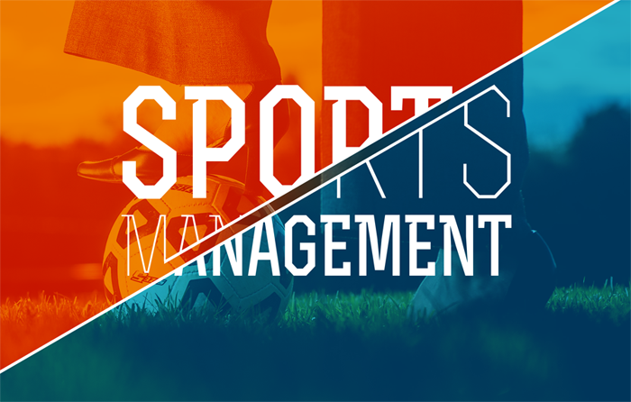 Sports Management Businessman and a Soccer Ball