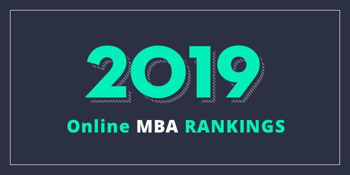 2019 Online MBA Rankings