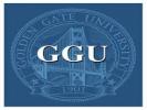 Golden Gate University Logo