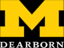 University of Michigan Dearborn Logo